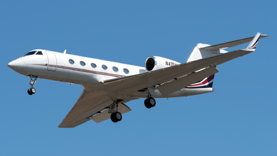 N415MA - Gulfstream G-IV(SP) - Private