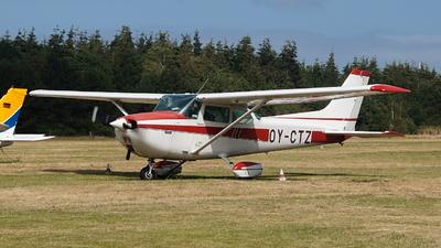 OY-CTZ - Cessna 172M Skyhawk - Midtjysk Flyveklub