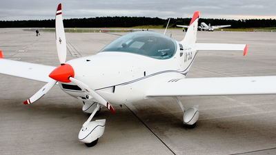 OK-SCB - Czech Sport Aircraft PS-28 Cruiser - Private