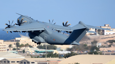 A picture of TK.2303 - Airbus A400M180 -  - © Alejandro Hern�ndez Le�n