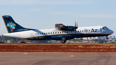 A picture of PRAQH - ATR 72600 - Azul Linhas Aereas - © Carlos U. de Grandis