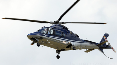 A picture of GWOFM - Agusta A109E Power - [11678] - © Martin Robson