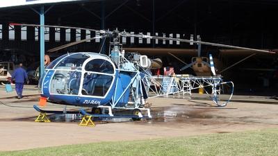 ZU-RAH - Aérospatiale SE.3130 Alouette ll - Private
