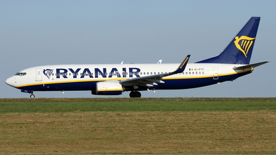 EI-FTY - Boeing 737-8AS - Ryanair
