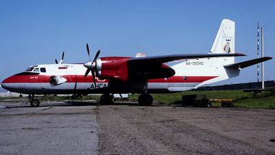 RA-26040 - Antonov An-26 - Avialesookhrana