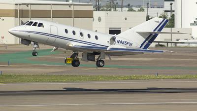 N485FW - Dassault Falcon 20 - Private