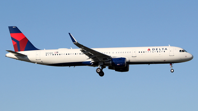 N374DX - Airbus A321-211 - Delta Air Lines