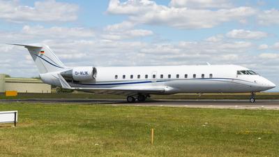 D-ALIK - Bombardier CL-600-2B19 Challenger 850 - Private