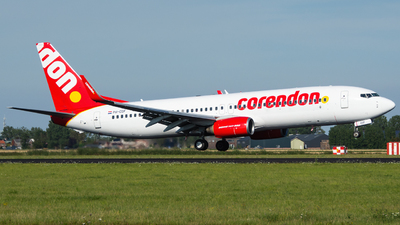 PH-CDF - Boeing 737-86J - Corendon Dutch Airlines