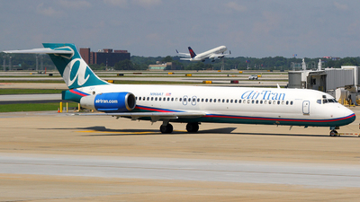 N968AT - Boeing 717-2BD - airTran Airways