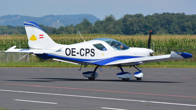 OE-CPS - Czech Sport Aircraft PS-28 Cruiser - Private