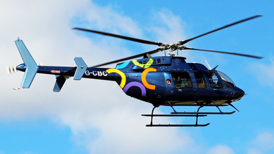 TG-CBC - Bell 407GX - Private