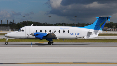 C6-SBF - Beech 1900D - Sky Bahamas
