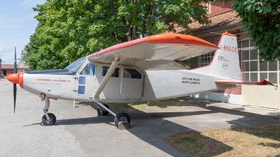 I-MACE - Aermacchi-Lockheed AL-60B-2 Santa Maria - Aero Club - Milano