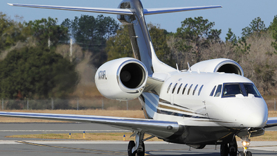N709FL - Cessna 750 Citation X - Flight Options