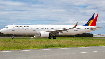 A picture of RPC9935 - Airbus A321271N - Philippine Airlines - © Gyo Kamata - CNSAviation