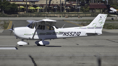 N5521Q - Cessna 172S Skyhawk SP - Private