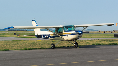 N757FD - Cessna 152 - Inflight Pilot Training