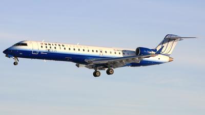 N756SK - Bombardier CRJ-701ER - United Express (SkyWest Airlines)