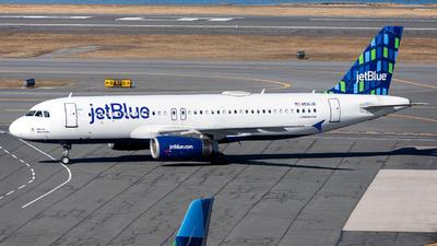 N591JB - Airbus A320-232 - jetBlue Airways