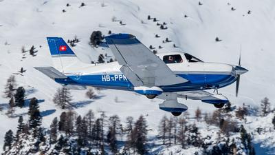 HB-PPK - Piper PA-28-181 Archer III - Private