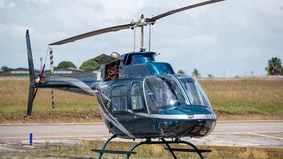 PP-MAC - Bell 206B JetRanger - RG8 Aviation