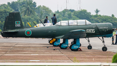 6105 - Nanchang PT-6A - Bangladesh - Air Force