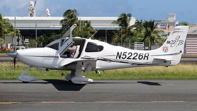 N5226R - Cirrus SR22-GTS - Private