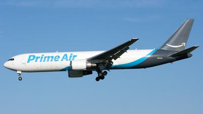 A picture of N1013A - Boeing 76736N(ER)(BCF) - Atlas Air - © Ozell V. Stephens Jr.