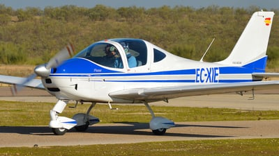 EC-XIE - Tecnam P2002 Sierra - Private