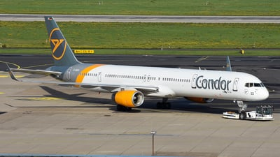 A picture of DABOH - Boeing 757330 - Condor - © Ricarda Kuhn