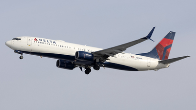 A picture of N812DN - Boeing 737932(ER) - Delta Air Lines - © Jeremy D. Dando