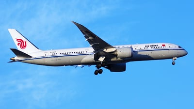 B-7877 - Boeing 787-9 Dreamliner - Air China