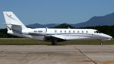 PR-BBP - Cessna 680 Citation Sovereign - Private