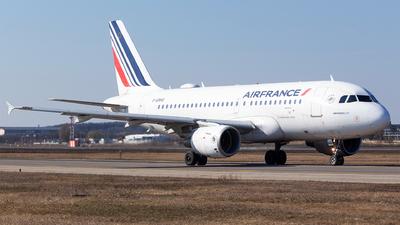 F-GRHO - Airbus A319-111 - Air France
