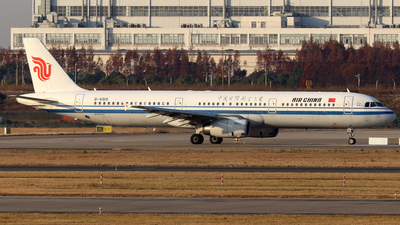 B-6919 - Airbus A321-232 - Air China