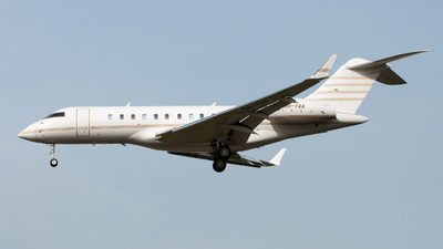 9H-YAA - Bombardier BD-700-1A11 Global 5000 - Private