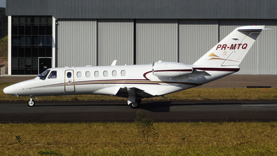 PR-MTQ - Cessna 525 Citationjet CJ3 - Private