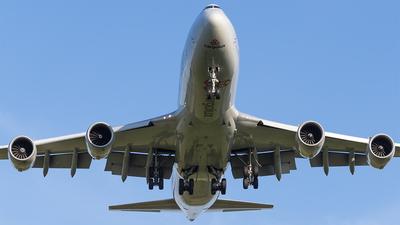 LX-VCG - Boeing 747-8R7F - Cargolux Airlines International