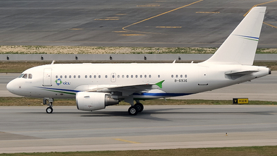 B-6936 - Airbus A318-112(CJ) Elite - Private