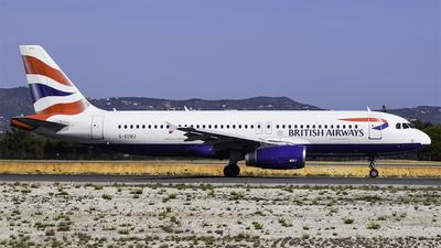 A picture of GEUUJ - Airbus A320232 - British Airways - © Stasha Silvestre