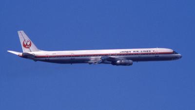 JA8061 - Douglas DC-8-61 - Japan Airlines (JAL)