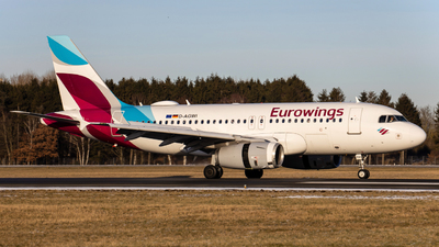 A picture of DAGWI - Airbus A319132 - Eurowings - © FommiFly