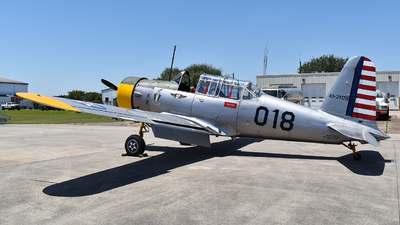 N27003 - Vultee BT-13A Valiant - Commemorative Air Force