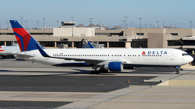 A picture of N196DN - Boeing 767332(ER) - Delta Air Lines - © Jason Whitebird