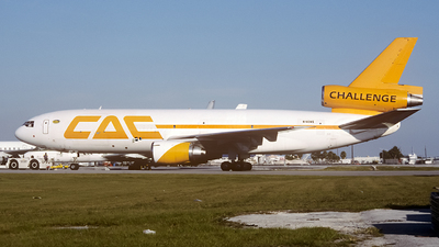N140WE - McDonnell Douglas DC-10-40(F) - Challenge Air Cargo (CAC)