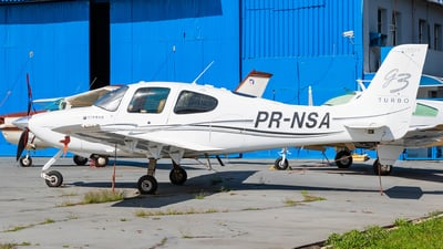 PR-NSA - Cirrus SR22-G3 Turbo - Private