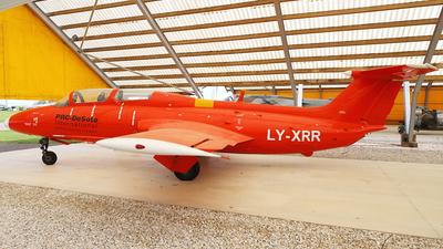 LY-XRR - Aero L-29 Delfin - Private