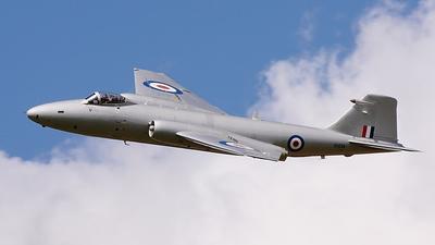 XH134 - English Electric Canberra PR9 - United Kingdom - Royal Air Force (RAF)