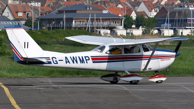 G-AWMP - Reims-Cessna F172H Skyhawk - Private
